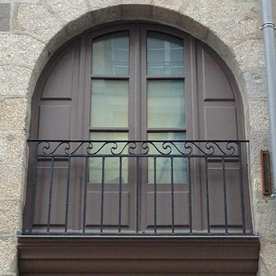 Fenêtres, Châssis et Volets