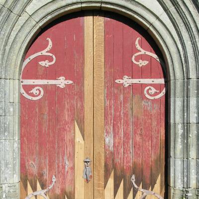 Restauration de portes extérieures